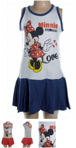 b5316d840 Detské šaty - Minnie | Veci4u - Dámske, pánske, detské oblečenie ...